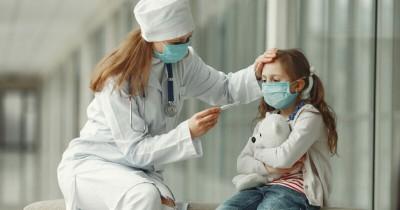 5 Macam Penyakit Menular Sering Dialami Anak Usia Dini