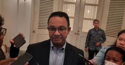 Selain Bagikan Masker, Ini Janji Anies Baswedan Jakarta