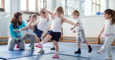 Cek 5 Manfaat Senam Aerobik Kesehatan Tubuh Anak