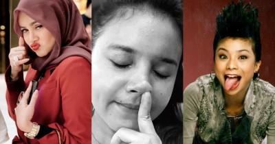 Kocak Sampai Pangling, 10 Potret Seleb Ikutan Until Tomorrow Challenge