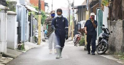 WHO Menyemprot Disinfektan ke Tubuh Bisa Bahaya, Ini 5 Alasannya