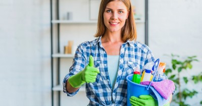 Tetap Langsing, 5 Pekerjaan Rumah Tangga yang Setara dengan Olahraga