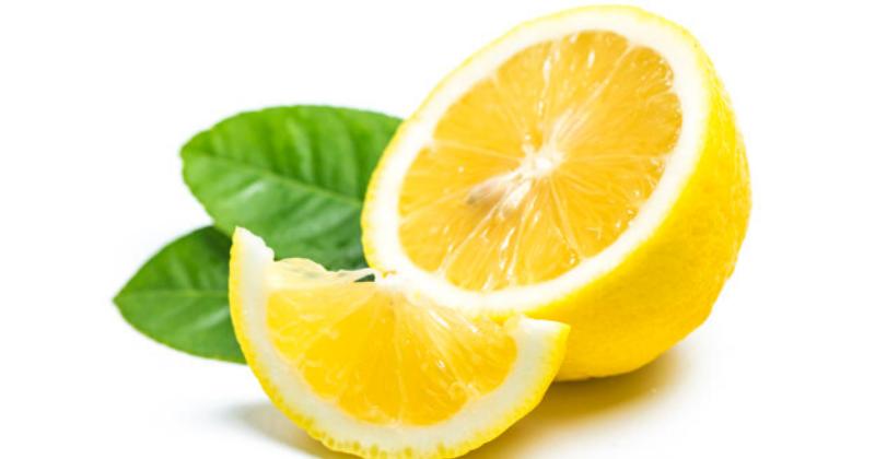 2. Perasan Lemon