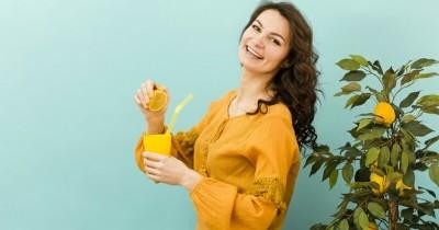 Kaya Vitamin C, 5 Resep Minuman Segar Berbahan Dasar dari Lemon