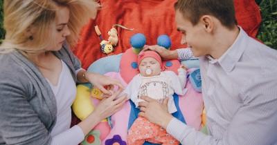 5 Aktivitas Bonding Bisa Papa Lakukan Bersama si Kecil Rumah