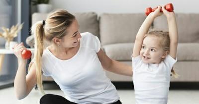 Inspiratif! Follow 10 Akun Keluarga yang Hobi Olahraga dan Hidup Sehat