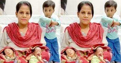 Unik Bayi Kembar India Diberikan Nama Corona Covid