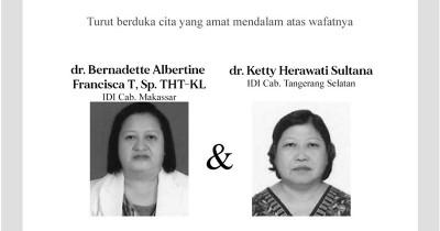 Sempat Rawat Menhub Budi Karya, dr Ketty Meninggal Positif Corona