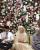 4. Mega memohon doa pernikahan Uta