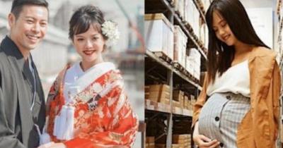 Nikahi Komedian Jepang, 5 Potret Kehamilan Pertama Diasta eks JKT48