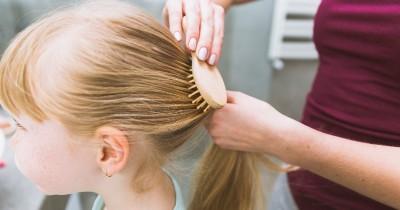 Agar Tidak Rusak, Ini 5 Cara Tepat Menguncir Rambut Anak