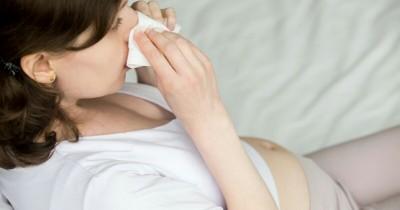 Apakah Menderita Pilek Flu saat Hamil dapat Memicu Keguguran