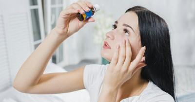 5 Alasan Tak Boleh Sembarangan Gunakan Obat Tetes Mata