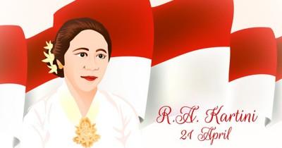 Mengenalkan Menceritakan Sejarah Singkat R.A Kartini Anak