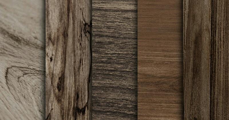 4. Pilih lantai kayu berwarna terang
