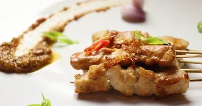 Cara Membuat Sate Ayam Madura Praktis Rumah Maknyus