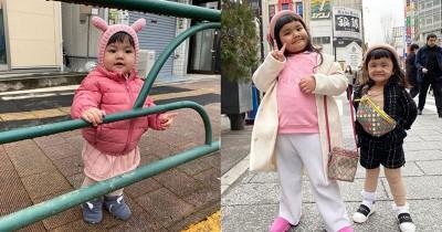 5 Video Aksi Super Gemas dari 5 Selebgram Cilik Kesayangan Netizen
