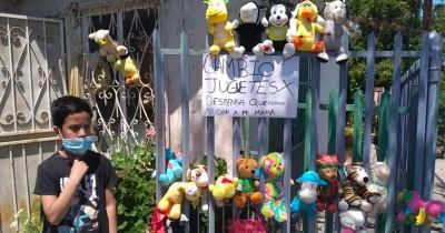 Kisah Anak Menukar Mainan Makanan Bantu Keluarga