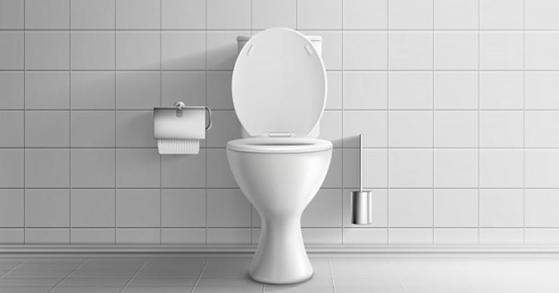 4. Duduk toilet jika lelah berdiri