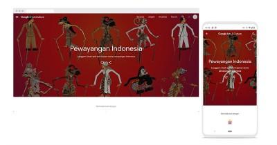 Lewat Google Art & Culture, Ajak Anak Lestarikan Wayang Secara DIgital