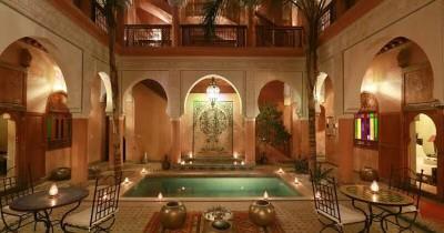 Intip 5 Ciri Khas Desain Rumah Maroko Begitu Eksotis