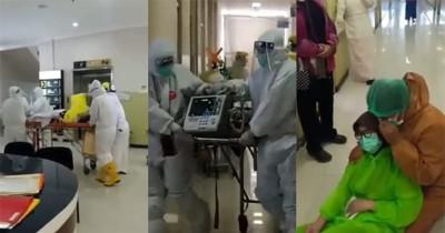 Seorang Perawat Hamil 4 Bulan Meninggal Dunia Akibat Virus Corona