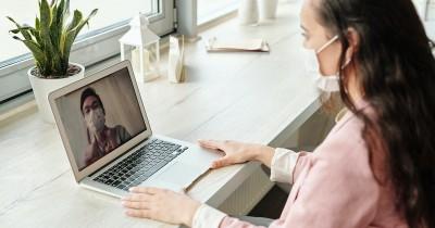 Waspada Serangan Zoom Fatigue Akibat Terlalu Sering Rapat Online