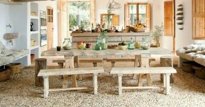 Inilah 5 Ciri Khas Rumah Berdesain Rustic Terkesan Hangat