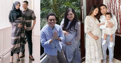 8 Seleb Merayakan Idul Fitri Tengah Masa Kehamilan
