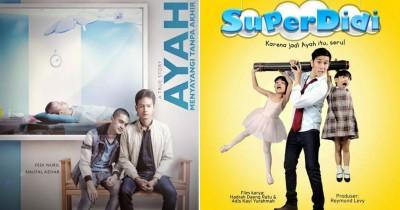 7 Pilihan Film Indonesia Sarat Pesan Mendidik Akhir Pekan