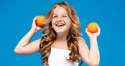 Kapankah Waktu Terbaik Mengonsumsi Vitamin C bagi si Kecil