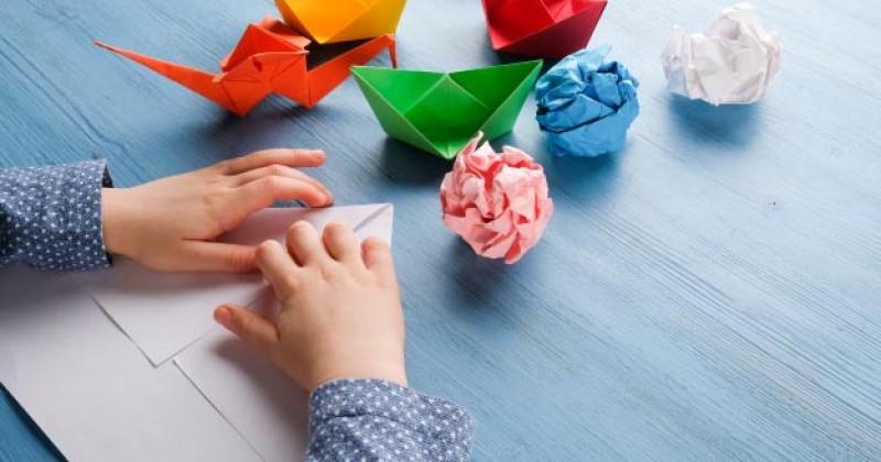 Cara Membuat Origami Ikan Hati Bunga Tulip Untuk Anak Popmama Com