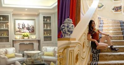 Adu Mewah 7 Rumah Seleb Mirip Istana, Bikin Makin Betah
