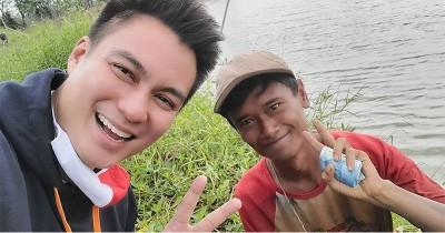 Peringkat 1 YouTuber Indonesia, Baim Wong Ingatkan Terus Berbagi