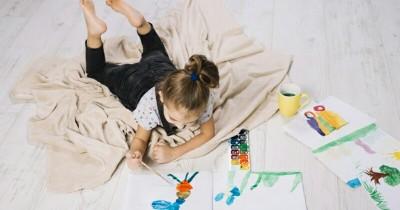 5 Kegiatan Seni yang Bisa Dilakukan Bareng Anak di Rumah