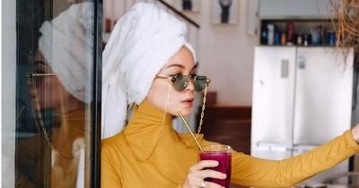 Tantri Namirah Photoshoot Momen Beres-Beres Rumah, Kece Banget