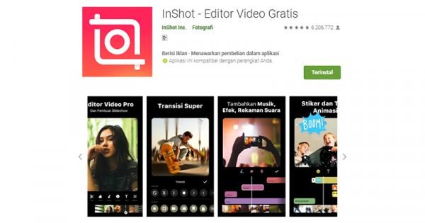10 Aplikasi Edit Video Di Android Yang Mudah Digunakan Anak Popmama Com