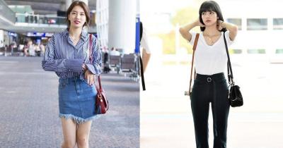 Anti Ribet Ini 7 Gaya Kasual Idol K-Pop Cocok Mama Muda