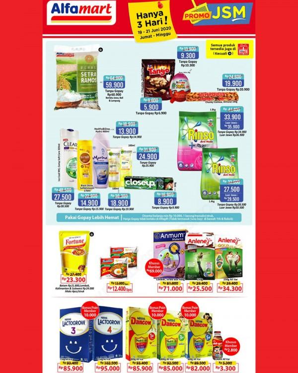 Katalog Promo Jsm Minggu Ini Periode 19 Juni 21 Juni 2020 Popmama Com