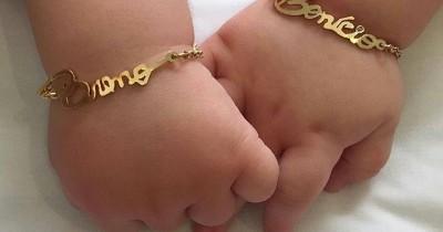 Berbahayakah Pemakaian Perhiasan Emas Kulit Bayi
