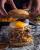3. Lawless Burger, burger kedagingan hakiki