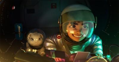 Segera Rilis, Film Over the Moon Mengajak Anak Berani Eksplorasi
