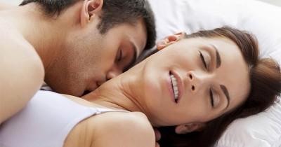Bikin Klimaks, Ciuman Leher Bisa Meningkatkan Gairah Seksual