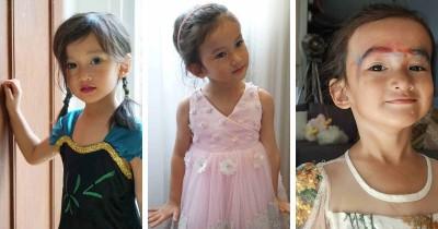 Gemas 10 Potret Salma Jihane Putri Rio Dewanto Atiqah Hasiholan