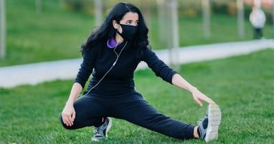 Penggunaan Masker Berbahaya Olahraga Keras, Begini Penjelasannya