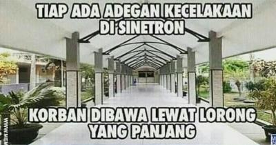 10 Meme Kocak Adegan Dokter Sering Muncul Sinetron Indonesia