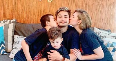 Pu Arti Mendalam, Alessia Cestaro Beri Nama Unik Anak Ketiga