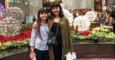 Sibling Goals Potret Sandrinna Michelle & Richelle Menggemaskan