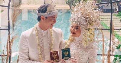 Sah Ini 7 Potret Romantis Perjalanan Cinta Dinda Hauw Rey Mbayang