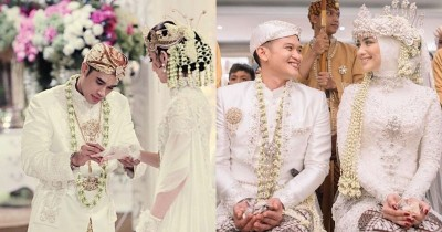 Nia Ramadhani 9 Artis ini Menikah Adat Sunda, Bikin Ngiri